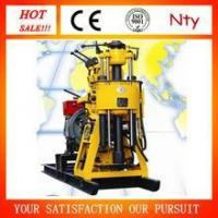 100m hydraulic Water Well Drilling Rig ,shallow drill machine Manufactures