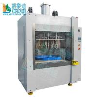 Buy cheap PLASTIC HEAT STAKING MACHINE OF AUTO DOOR PANEL WELDING product