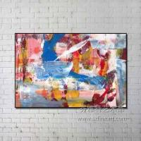Buy cheap New Arrival Wholesale Handmade Modern Art Abstract Painting product