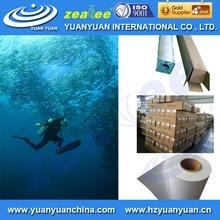 Quality waterproof glossy pp synthetic paper for inkjet printing for sale