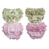 Buy cheap Fashion style floral bloomers high quality toddler girls bloomers high quality ruffle bloomers product