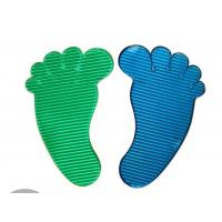Buy cheap P024 trade assurance supplier promotional PU foot shape sticky mat product