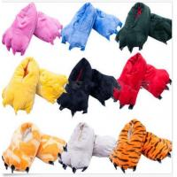 Buy cheap Fantasy Slipper On Adult Size White Unicorn Slippers Winter Warm Indoor Slippers product