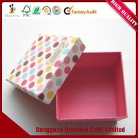 High Quality Top and Bottom Cardbaord Box Manufactures