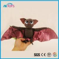 Halloween Bat Plush Toy For Decorate, Soft Toy And Stuffed Toy For Halloween Day As Best Gift