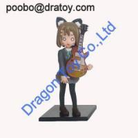Hot Selling Custom Cartoon Pvc Cool Girl Action Toy Figures