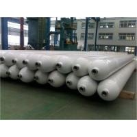 Buy cheap Large Capacity Seamless Steel Gas Cylinder product