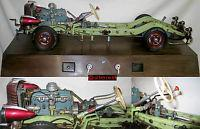 All Complete 1952 Hohm Cutaway Instruction Chassis Model 65 Years Old
