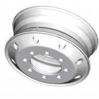 Buy cheap Trailer of forged aluminum wheels product