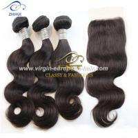 Buy cheap Hotselling Cheap Price Top Quality Brazilian Hair Weave Great Lengths Hair Extensions product