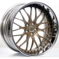 Buy cheap Bronze 3 Piece Forged Wheel Rims product