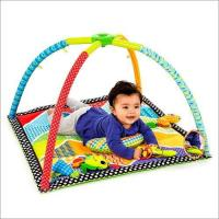 Baby Playmat Infantino Pond Pals Twist and Fold Activity Gym and Play Mat