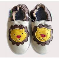 Buy cheap Baby Cowskin shoes (Yellow Lion) product