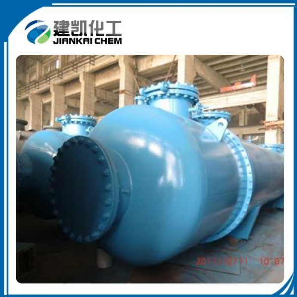 China Large Copper Corrugated Tube Refrigeration Heat Exchangers for Heat Exchange System