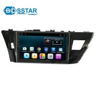 Toyota Corolla 2014 Left Hand Driving 10inch Android Car Radio Stereo Screen Video Player