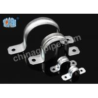 Buy cheap UL Certified Rigid Two-hole Strap Galvanized Steel Clamp Rigid Conduit Fittings from wholesalers