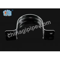 Buy cheap UL Certified EMT Two-hole Strap Galvanized Steel Clip Clamp Electrical Conduit Fittings from wholesalers