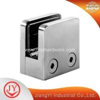 Stainless Steel Handrail Glass Clamp Manufactures
