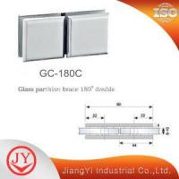 Buy cheap 180 Degree Brass Glass Clamp from wholesalers