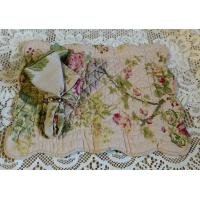 Buy cheap Large Roses Quilted Placemat and Matching Napkin product