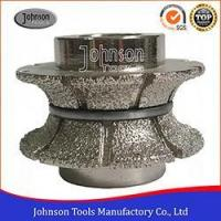 Buy cheap No.20, Full Bullnose, Vacuum Brazing Diamond Router Bits for Shaping Various Stone product