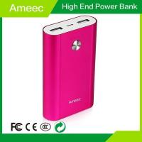 Buy 5V 2.1A Quick Rechargeable battery power bank led emergency light output to mobile AMJ-J302