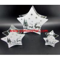 Buy cheap Glass candle holder product