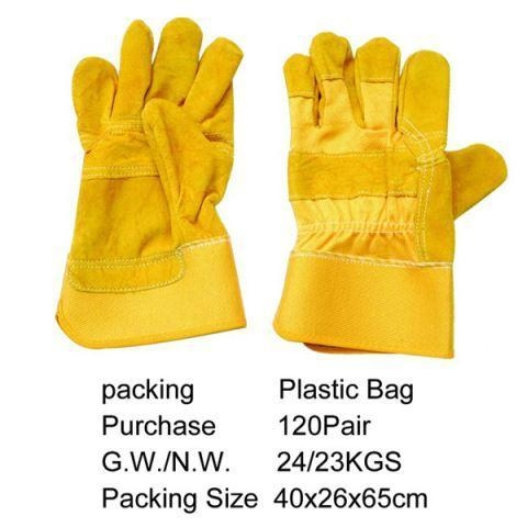 China best tig welding gloves High Quality kevlar long Welding Gloves / ARC Welders Gloves07