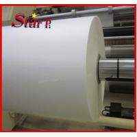 China 18 Mic Glossy BOPP Thermal Lamination Film, best price for printing. on sale