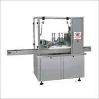 Filling Inner Plugging And Capping Machine