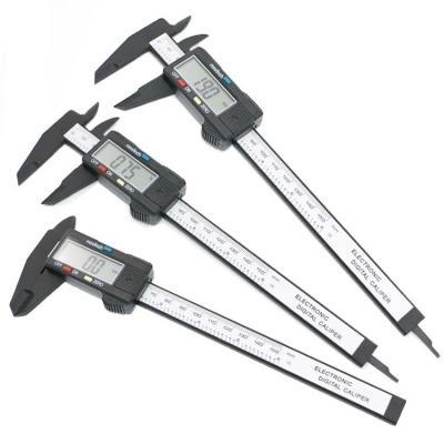 Quality 150mm 6'inch LCD Digital Electronic Caliper for sale