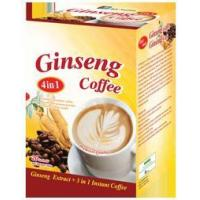 Buy cheap 4-in-1 Ginseng Coffee from wholesalers