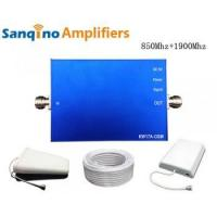 Buy cheap Sanqino Home 2G/3G Dual Band Cell Phone Signal Amplifier product
