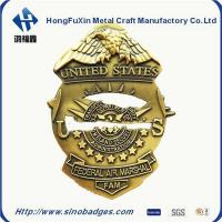 Buy cheap Custom Collar Insignia, Tie Tacs & Bars for Police, Fire & Security DiaCast and 3D Process product