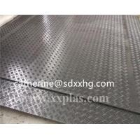 Buy cheap Hdpe ground protection mating / outdoor ground mat product