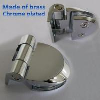 China wall to glass door hinge Glass to Wall 90 degree Hinge on sale