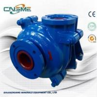 Booster Station Sand Slurry Pumps Manufactures