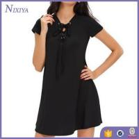 Buy cheap Thailand style wholesale clothing,women's dresses,woman cloths button hole with string dress product