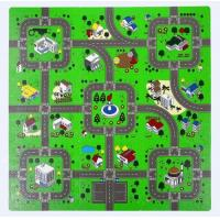 new educational learning traffic city carpet toy kids play mats Admin Edit