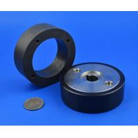 Buy cheap Take silk accessories black ceramic flange product