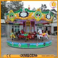 Multifunctional manufacturer shoe carousel for sale toy carousel for children with great price