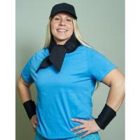 Cool58 Phase Change Cooling Accessories Kit with Hat, Neck wrap, & Wrist Wraps