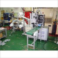 Non Woven Automatic C Mask Making Machine Product Code29