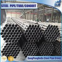 Buy cheap ASTM A53 dn 60 gr.b schedule 80 ms black steel pipe product
