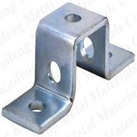 China Hot Dip Galvanized General Fittings for Unistrut Steel Channels on sale
