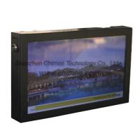 ]10.1 inch touch LCD advertising player