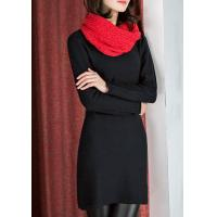 Buy cheap Lafoppa Crew Neck Knitted Dress product