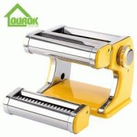 China Manual Noodle Making Machine with Pasta Roller ... on sale