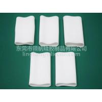 Buy cheap White silicone tube processing product