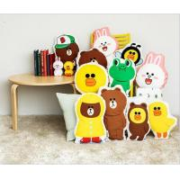 PLUSH PILLOW 3D print cute animal shape pillow